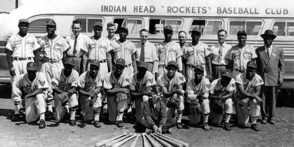 Indian Head Rockets 1950